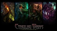 Cthulhu Wars : faction neutre grise 7 figurines