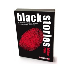 Black Stories Édition polar