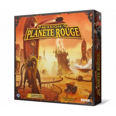 Mission planète rouge (2nde édition)