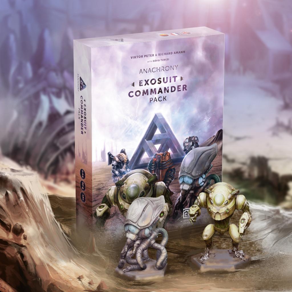 Anachrony – Exosuit Commander Pack