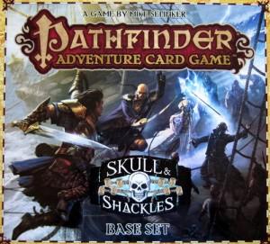 pathfinder JCE skull and shackles