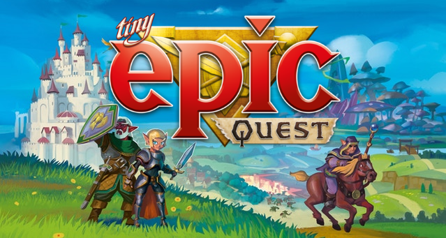 Tiny Epic Quest VO