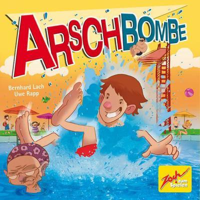 Arschbombe