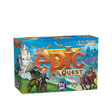 Tiny Epic Quest VF