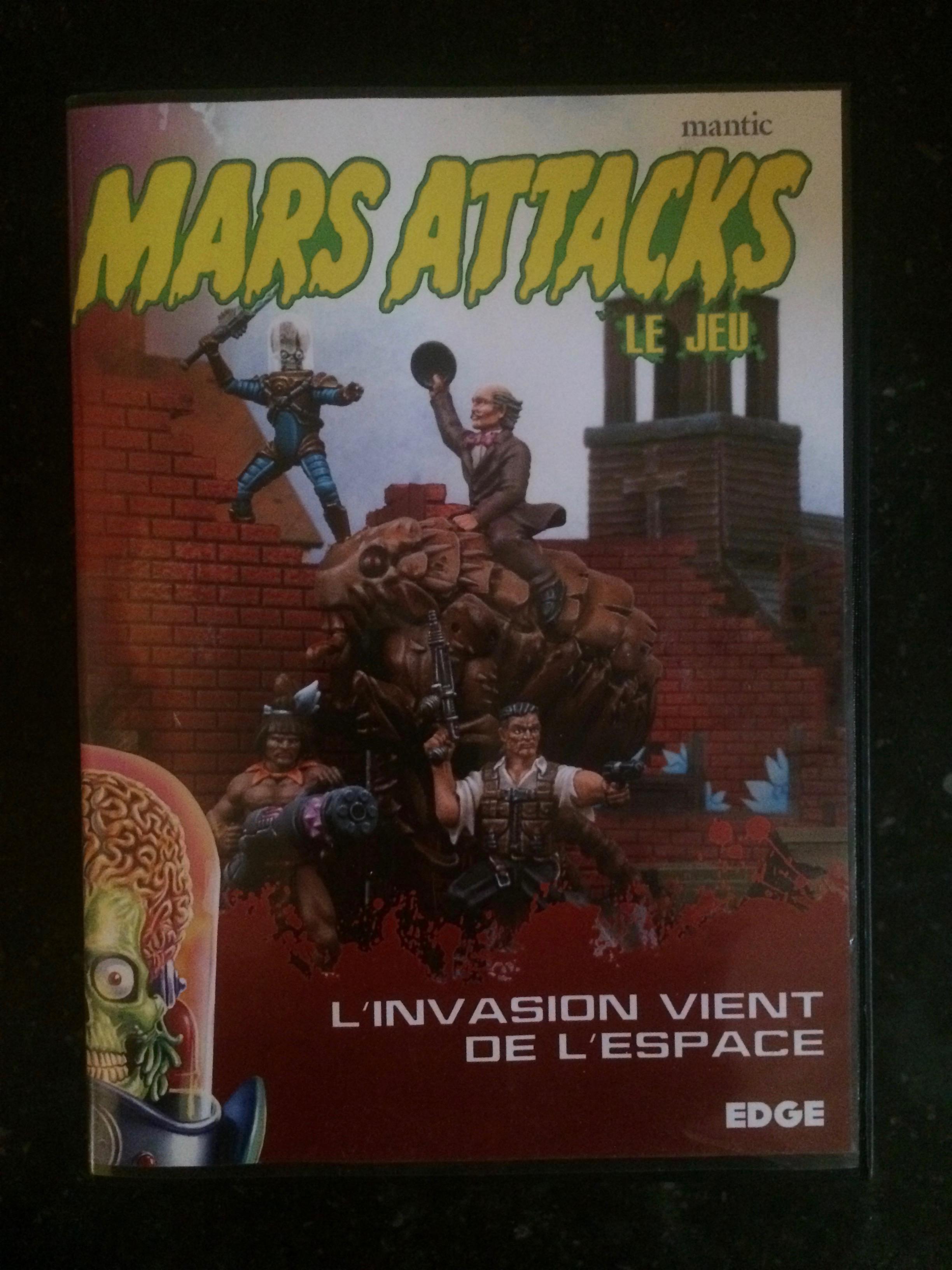 Mars Attacks : L'invasion vient de l'espace