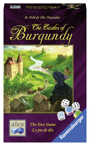 The Castles of Burgundy : The Dice Game