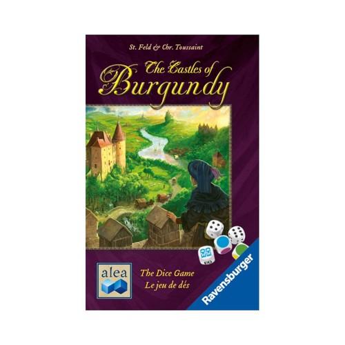 Les Chateaux De Bourgogne - Le Jeu De Dés