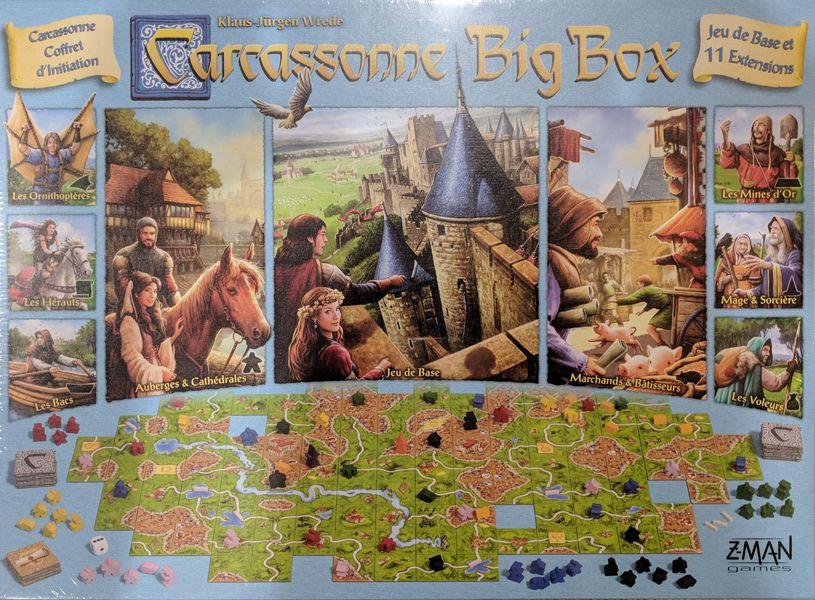 Carcassonne - Big Box 6