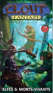 Clout Fantasy - starter Elfes et Morts-vivants