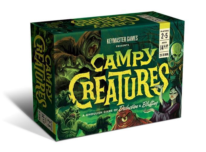 Campy Creatures
