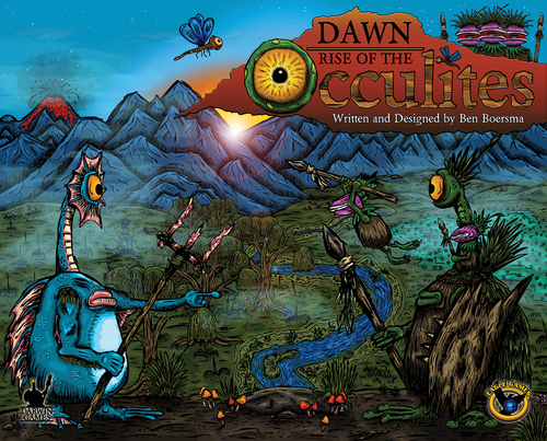 Dawn : Rise of the Occulites
