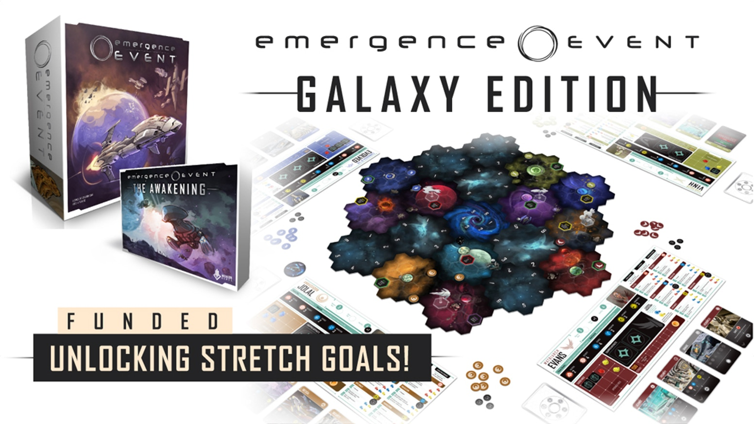 Emergence Event - Galaxy Edition + extension