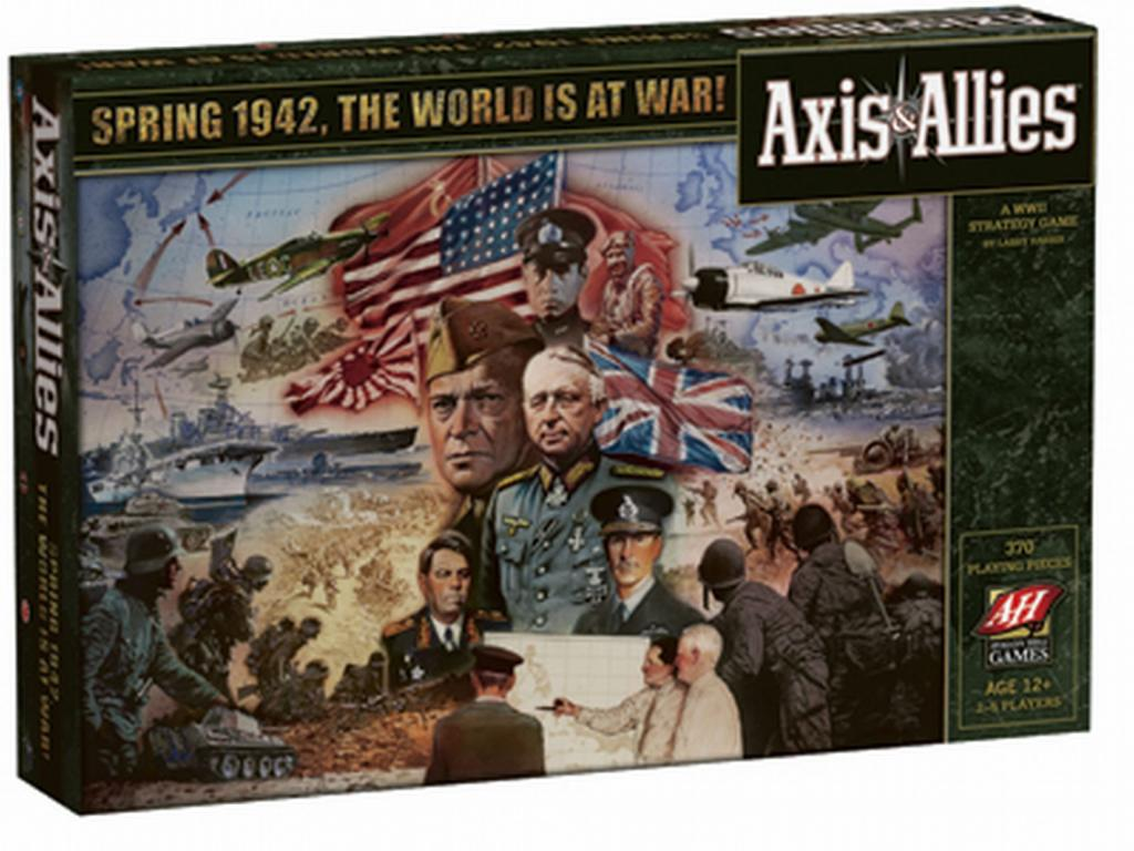 Axis & Allies : 1942