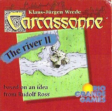 Carcassonne : Mini extension - La rivière 2