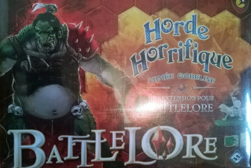 Battlelore1 : Hordes Horrifiques