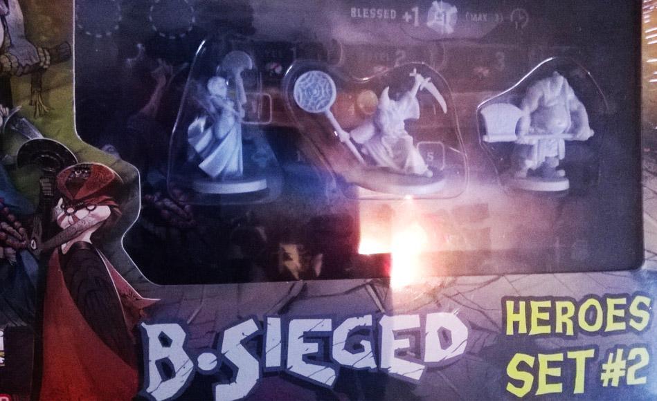 B-Sieged : Heroes set2