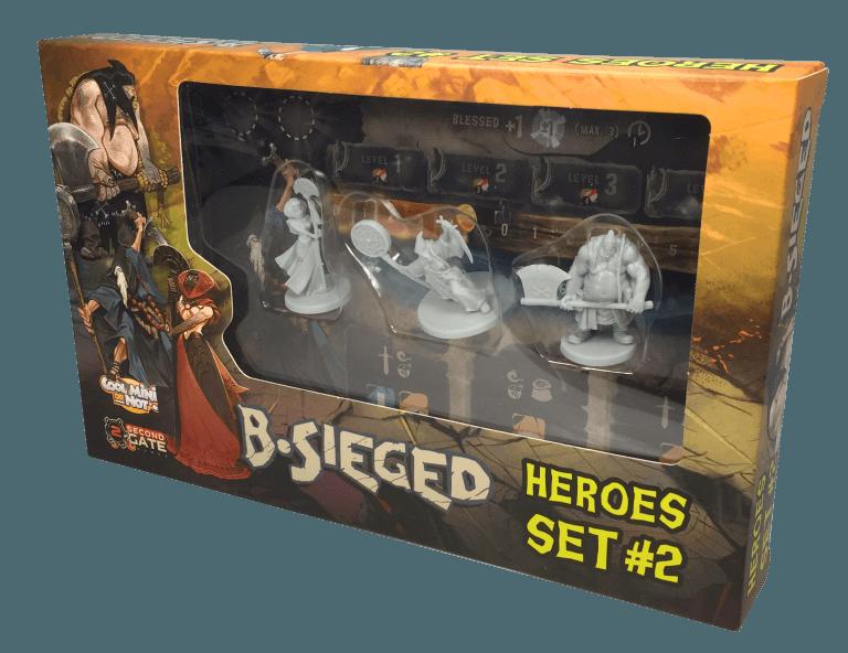 B-Sieged - Heroes Set 2