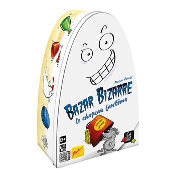 Bazar Bizarre: Le chapeau fantôme