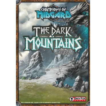Champions of Midgard : dark mountains Expansion