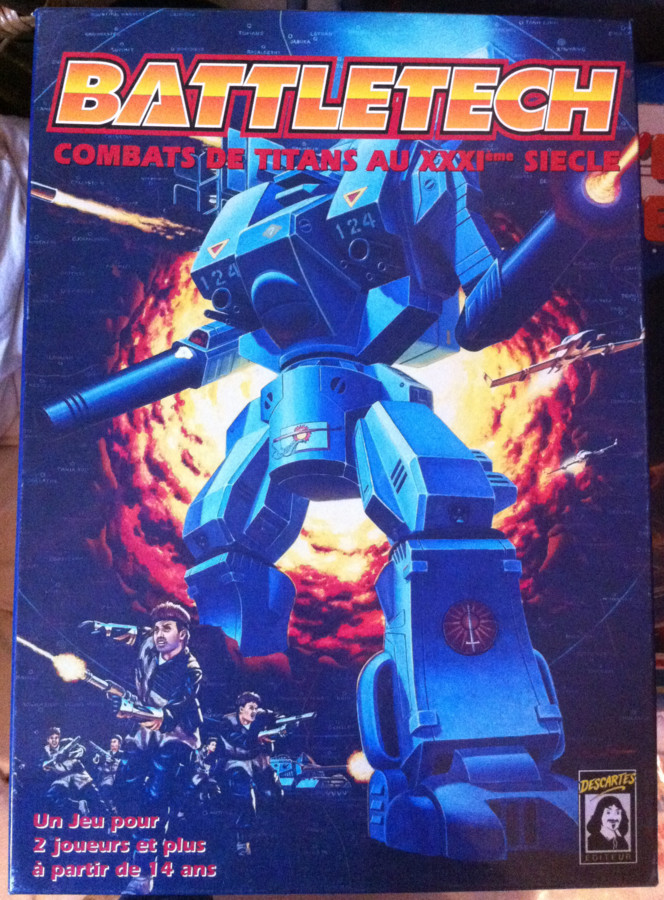 Battletech VF
