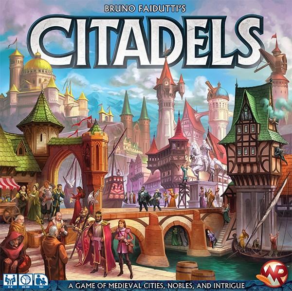 Citadelles 4eme édition
