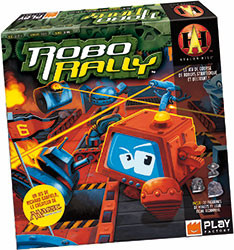 Robo Rally (édition 2006)