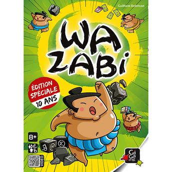 Wazabi : version anniversaire 10 ans