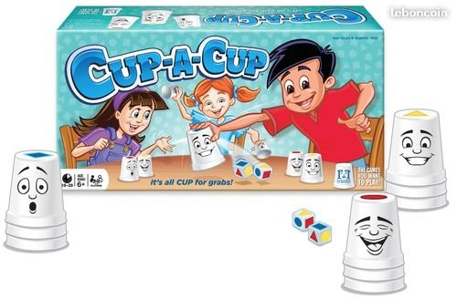 Cup-A-Cup - R&R