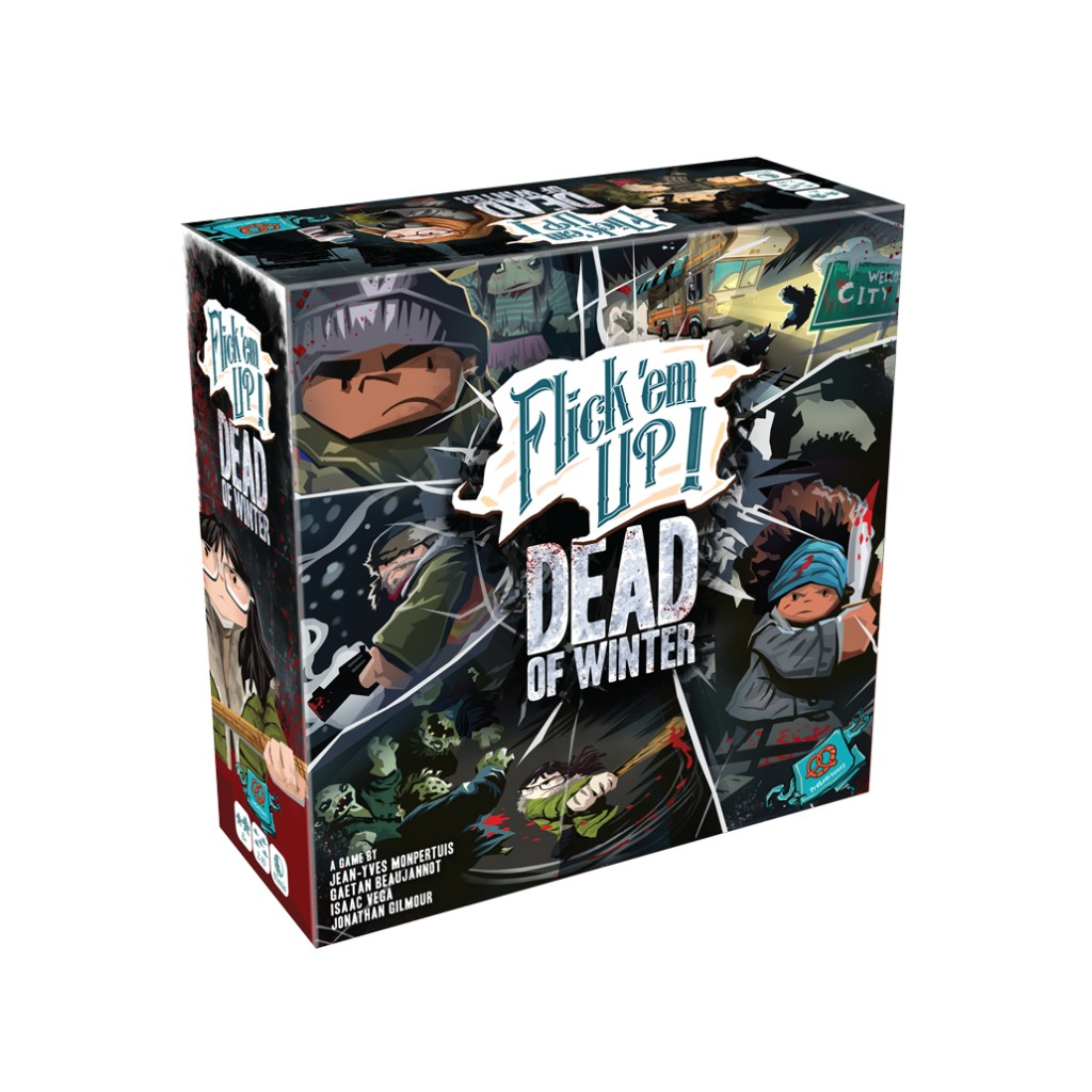 Flick'em Up ! Dead of Winter VF