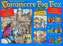 Carcassonne - Big Box 4