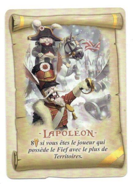 Bunny Kingdom - Lapoléon