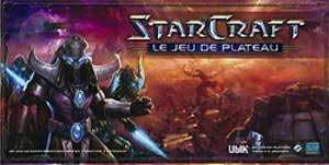 Starcraft Le Jeu De Plateau Vf + extension(s)