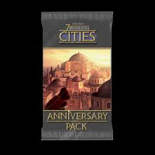 7 Wonders : Cities - Anniversary Pack