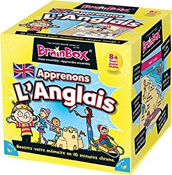 Brain Box Apprenons l'Anglais