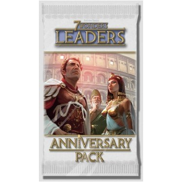 7 Wonders : Leaders - Anniversary Pack