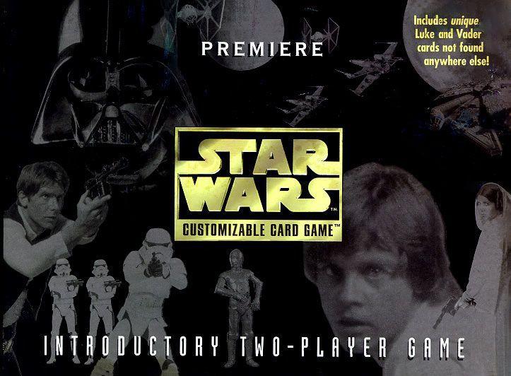 Star Wars CCG Customizable Card Game