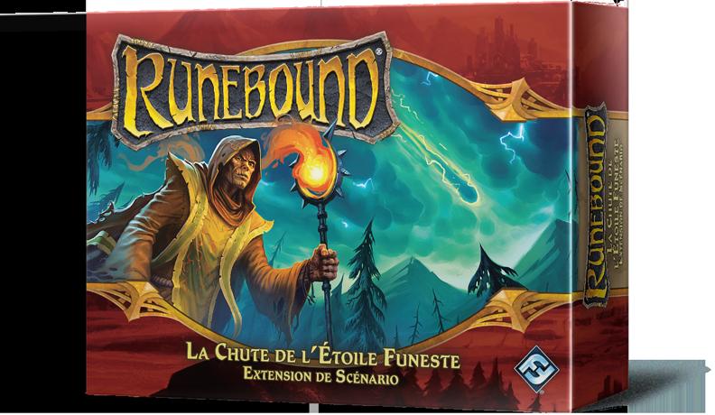 Runebound 3 éd La chute de l'étoile funeste