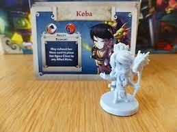 Arcadia Quest - Héros Guildmaster - Koba
