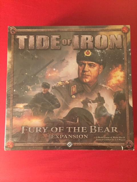 Aube d'acier - extension fury of the bear
