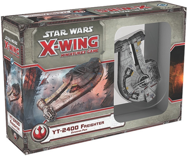 X-Wing - YT2400 Outrider