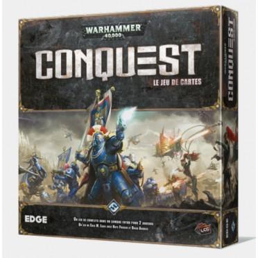 Warhammer 40 000: Conquest - Le Jeu de Cartes