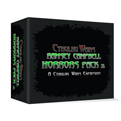 Cthulhu Wars VF : Ramsey Campbell Horrors 2