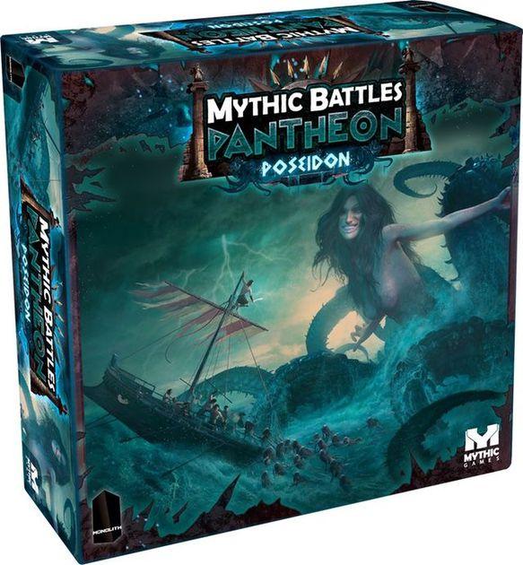 Mythic Battles Pantheon : Poseidon