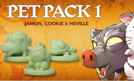 Arcadia Quest - Pet Pack 1