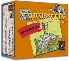 Carcassonne - A la Préhistoire : Eclaireur (Scout)
