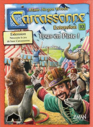Carcassonne : 10 - Tous en Piste