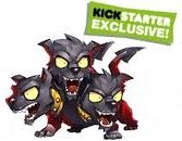 Arcadia Quest Inferno - Pets - Cerby