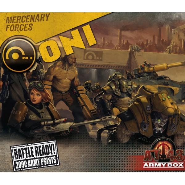 AT-43 Army Box Oni