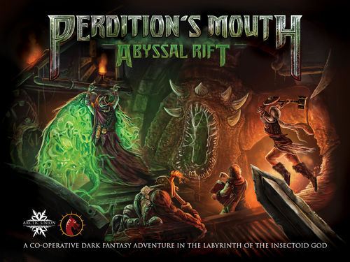 Perdition's mouth : abyssal rift - gamer's bundle edition