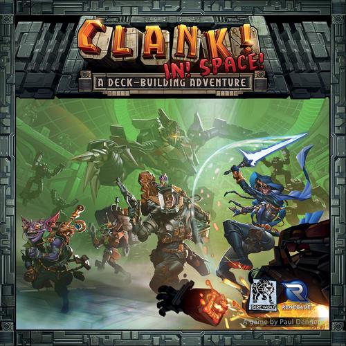 Clank ! - Dans l'espace!
